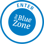 Enter the Blue Zone